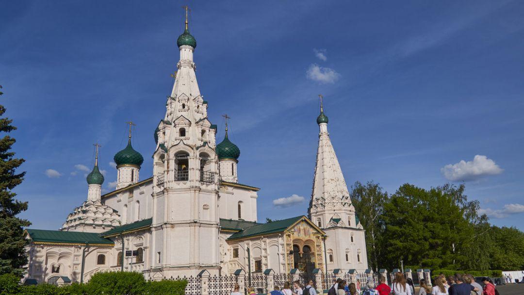 Пешеходная экскурсия по Ярославлю - фото 4
