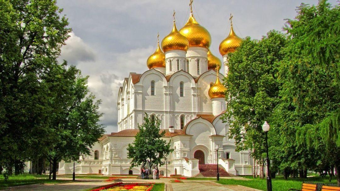 Ярославль – столица Золотого кольца - фото 4