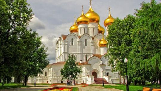 Экскурсия Православный Ярославль за один день по Ярославлю