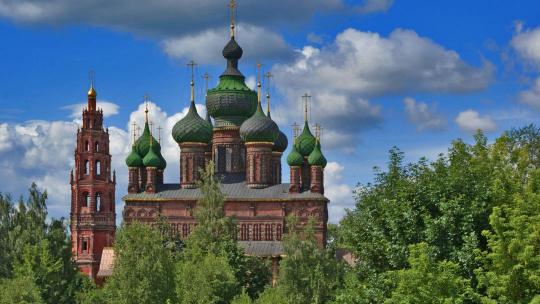 Экскурсия Квест: Ярославль – град на Волге по Ярославлю