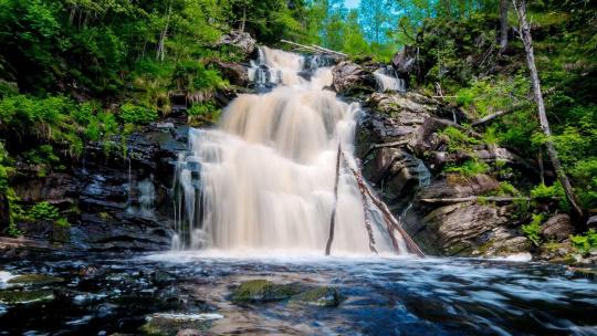 Экскурсия Новогодние водопады Карелии