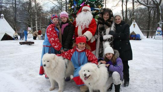 Новогодние приключения с Йоулупукки - фото 2