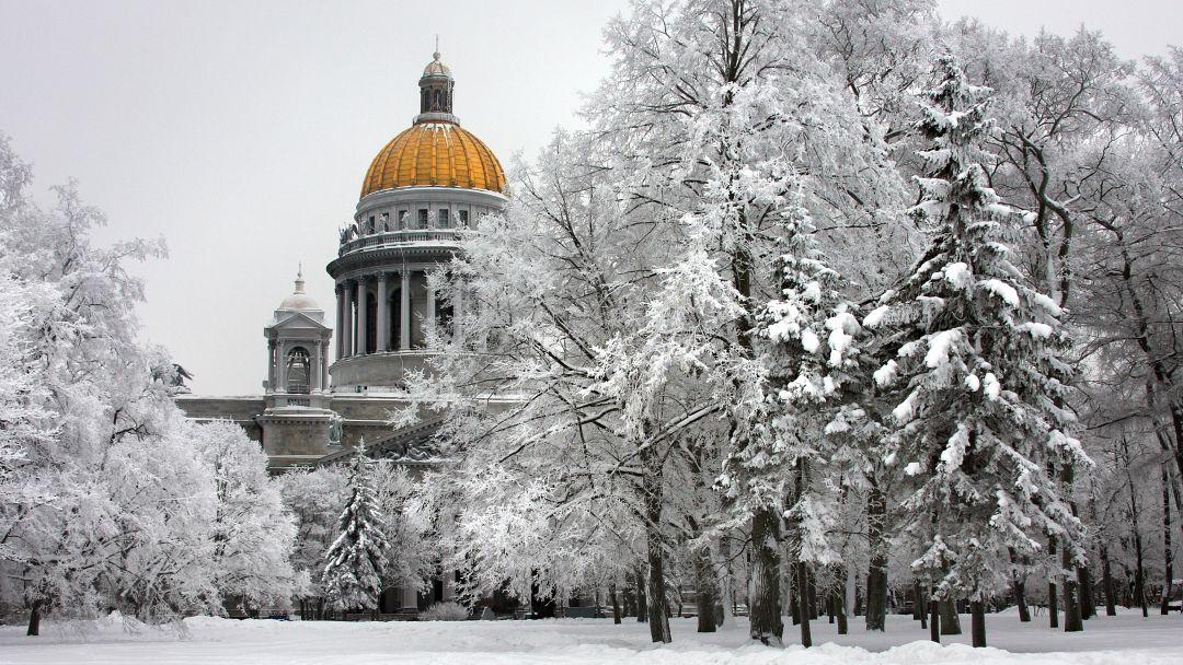 Экскурсия Зимние дворцы Санкт-Петербурга (Новый год 2019)