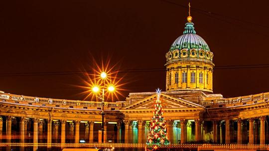 Экскурсия Секрет счастливого Рождества в Санкт-Петербурге