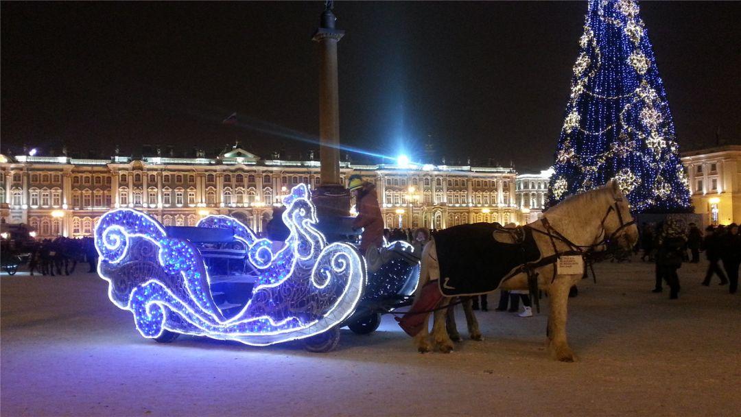 Экскурсия Рождественская сказка