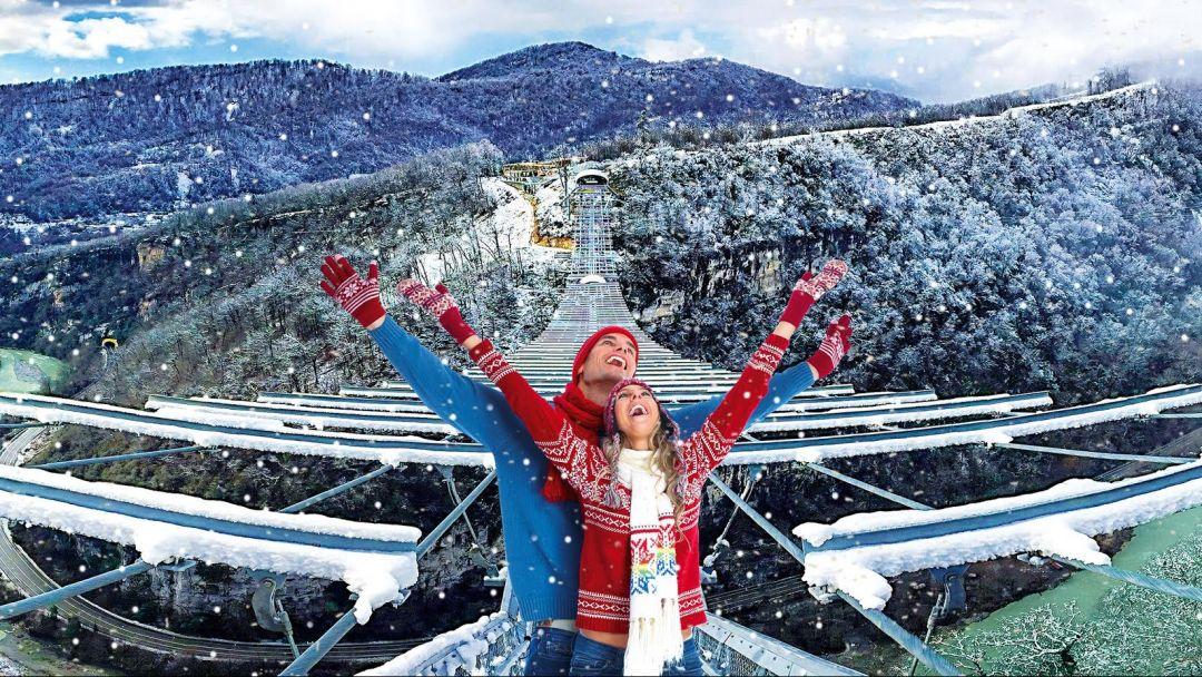 Экскурсия Новогодний Weekend: Сочи + Абхазия