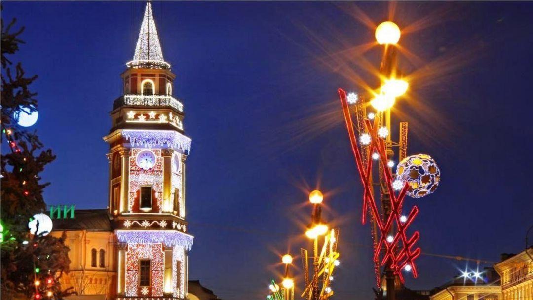 Рождественский Петербург - фото 2
