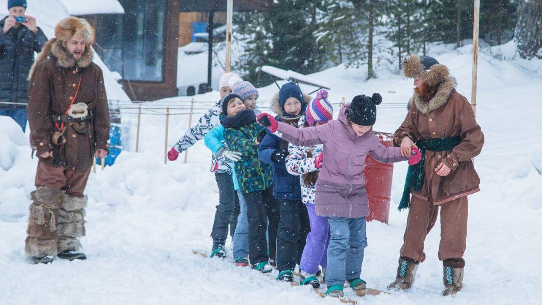 Зимняя программа «Русская Аляска» - фото 4