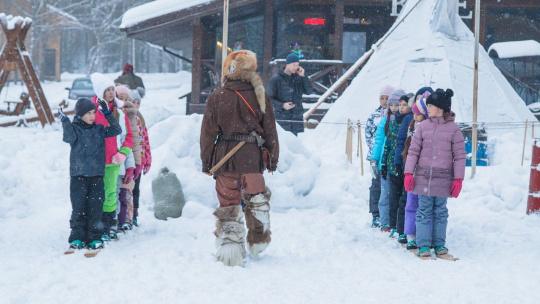 Зимняя программа «Русская Аляска» - фото 3