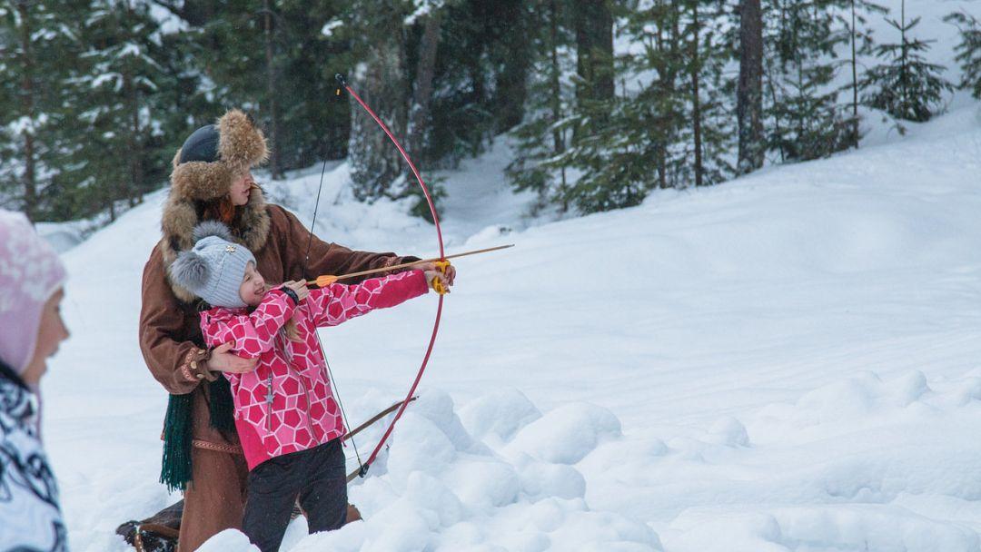 Зимняя программа «Русская Аляска» - фото 2