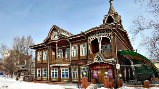 Экскурсия Обзорная экскурсия по Барнаулу  по Барнаулу