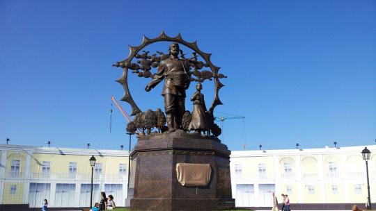 Автомобильная обзорная экскурсия по Барнаулу  - фото 2