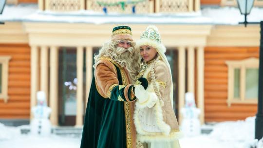 В Новый год к татарскому Деду Морозу - фото 2