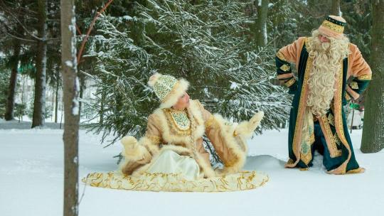 В Новый год к татарскому Деду Морозу - фото 3