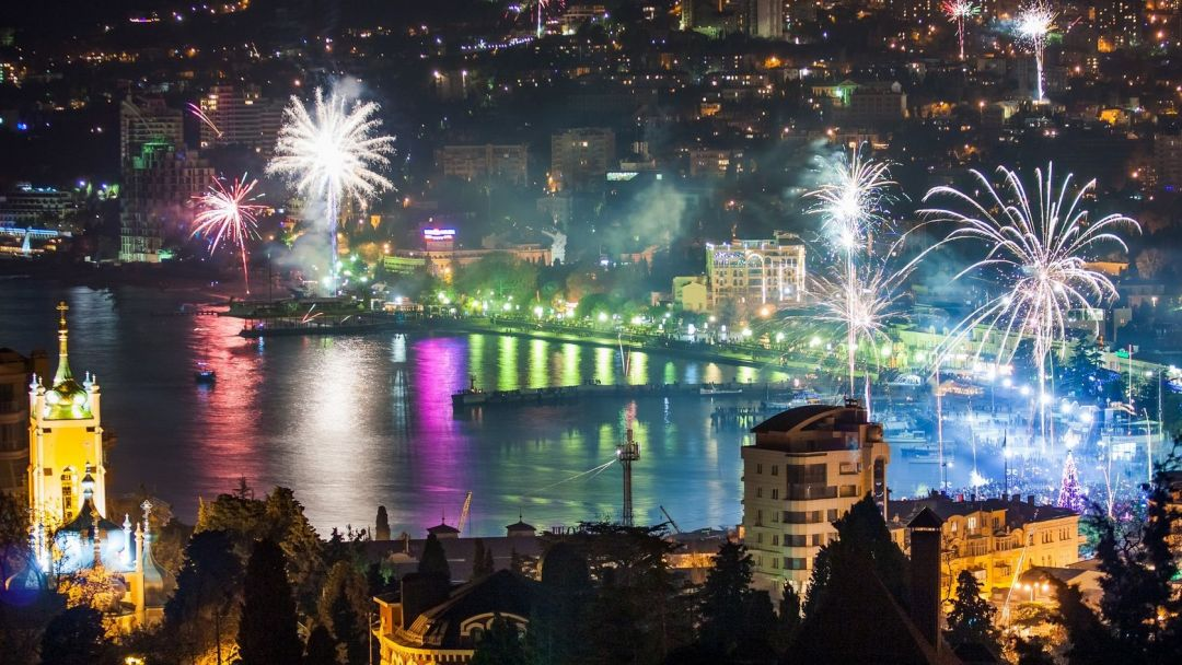 Экскурсия Новогодние каникулы в Ялте