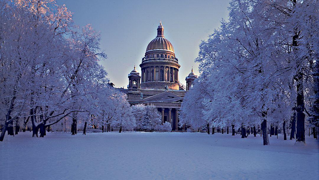 Зимы волшебные узоры - фото 3
