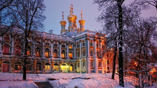 Экскурсия Зимние истории