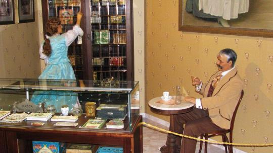 Шоколадный Новый Год на фабрике с Дедушкой Морозом - фото 6