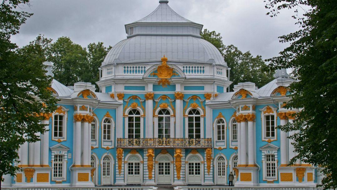 Экскурсия Пушкин Екатерининский дворец + Лицей