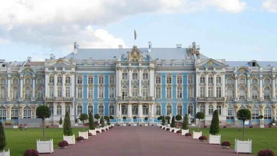 Пушкин Екатерининский дворец + Лицей - фото 3