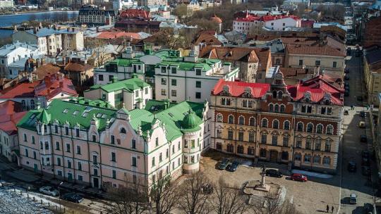 Экскурсия Выборг в Санкт-Петербурге