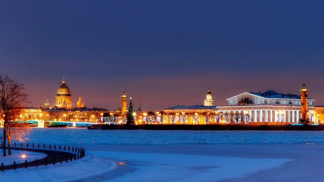 Экскурсия Новогодняя сказка Петербурга