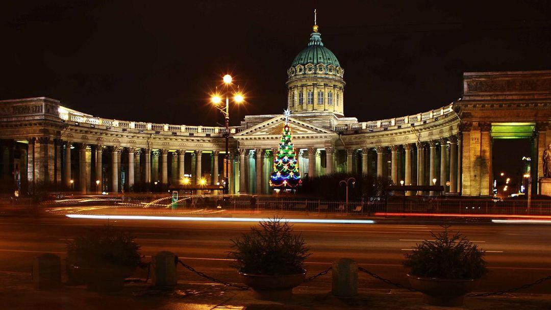 Новогодняя сказка Петербурга - фото 2