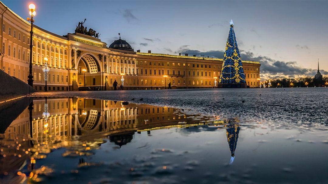 Новогодняя сказка Петербурга - фото 4