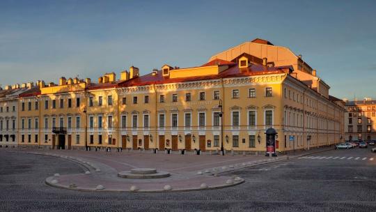 Экскурсия Театр - храм искусства в Санкт-Петербурге