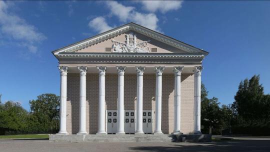 Театр - храм искусства - фото 3