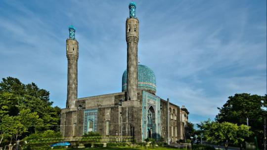 Экскурсия Храмы различных конфессий в Санкт-Петербурге