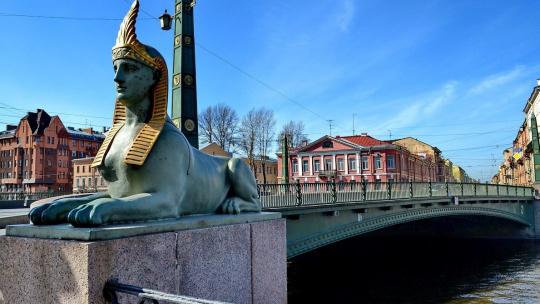 Экскурсия О чем молчат сфинксы в Санкт-Петербурге