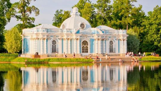 Имперские соборы - Пушкин и Павловск - фото 2