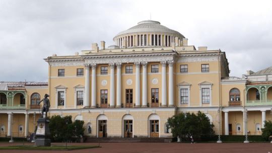 Имперские соборы - Пушкин и Павловск - фото 3