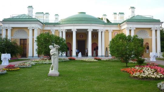 Имперские соборы - Пушкин и Павловск - фото 5