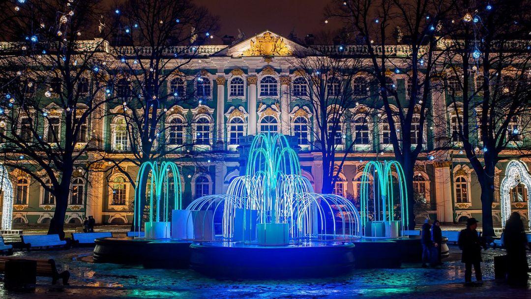 Экскурсия Рождественский Санкт-Петербург