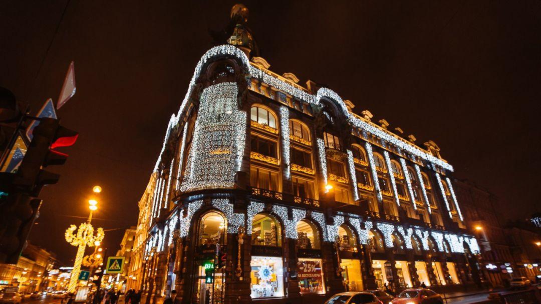 Рождественский Санкт-Петербург - фото 2