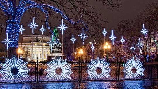 Рождественский Санкт-Петербург - фото 3