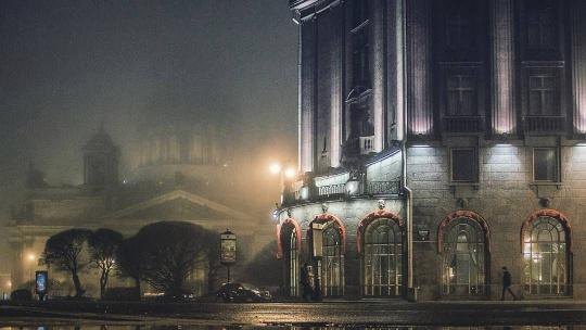 Экскурсия Магия и мистика Петербурга в Санкт-Петербурге