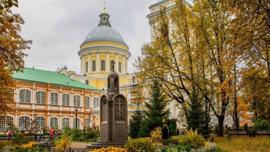 Экскурсия Святыни Петербурга в Санкт-Петербурге