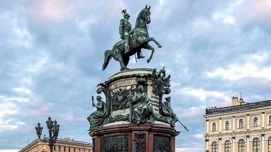 Экскурсия Конный Петербург в Санкт-Петербурге