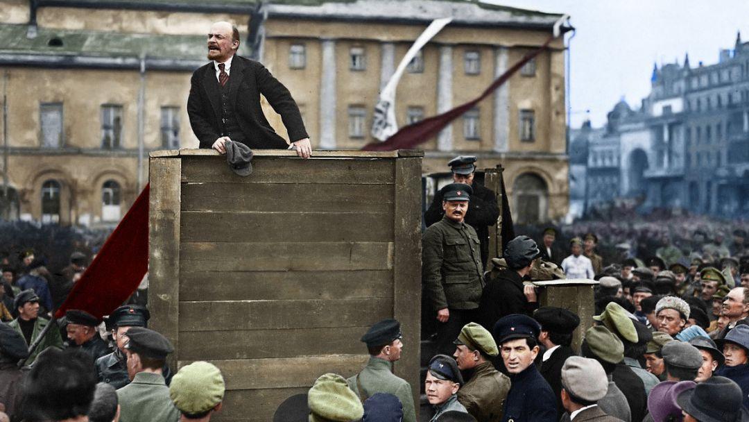 Революционный Петербург 1917 год - фото 1