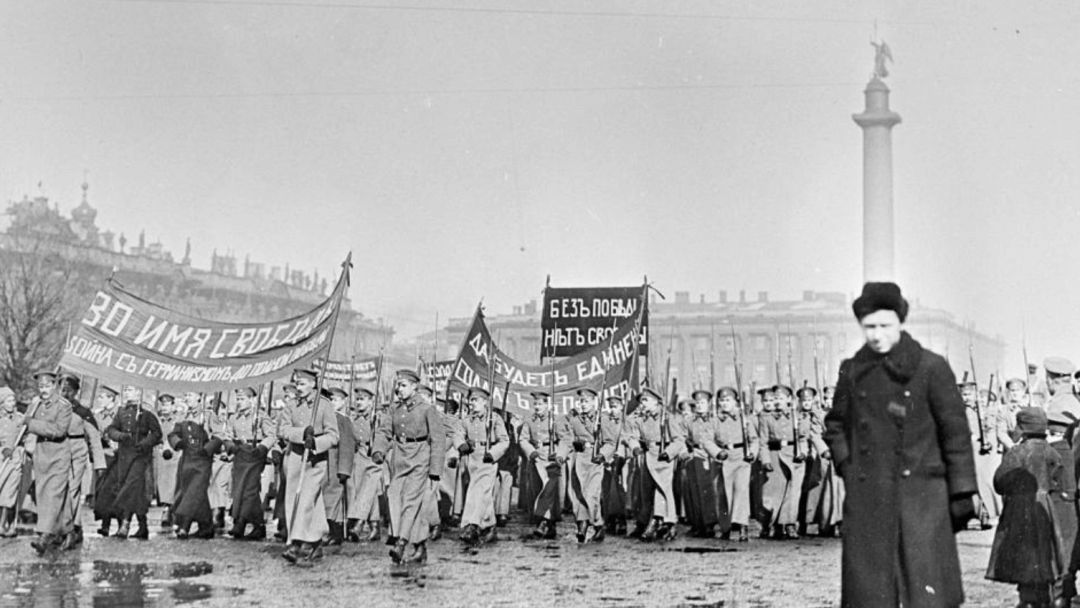 Революционный Петербург 1917 год - фото 2