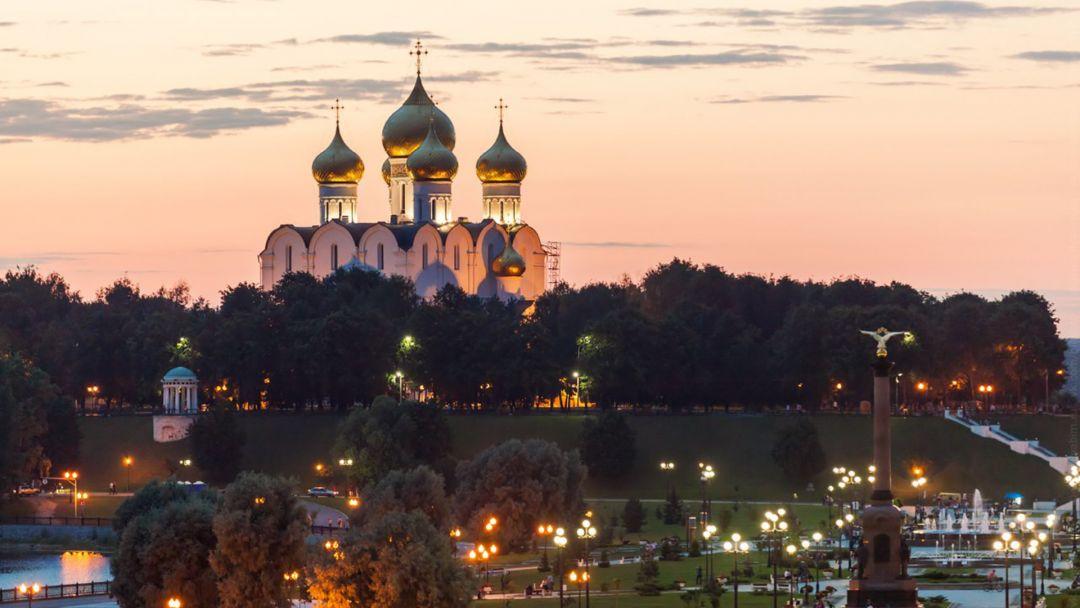 Квест: Тысяча и одна тайна  Ярославля - фото 3