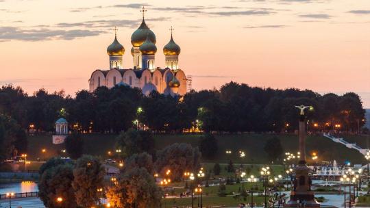 Индивидуальная экскурсия по Ярославлю - фото 2
