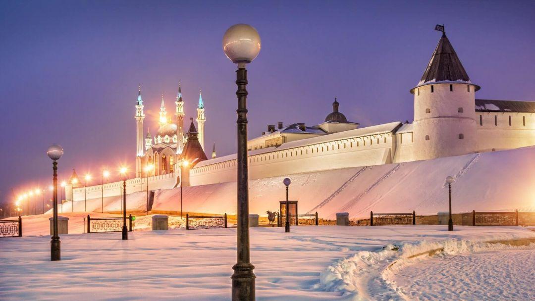 По Ёлкам Казани «Новогодние Огни!» - фото 1