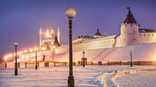 Экскурсия Обзорная экскурсия по Казани с посещением Кремля