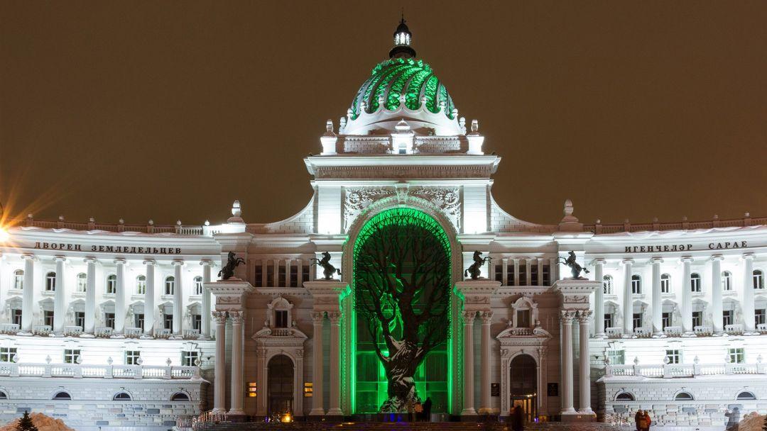 По Ёлкам Казани «Новогодние Огни!» - фото 4