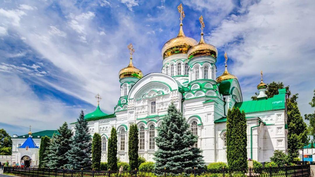 Свияжск + Храм всех религий + Раифский монастырь - фото 2