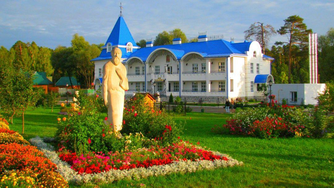 Свияжск + Храм всех религий + Раифский монастырь - фото 4